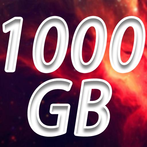 1000 GB Cloud  Free Storage Download Latest Version APK