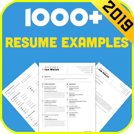 1000+ Resume Examples Download Latest Version APK