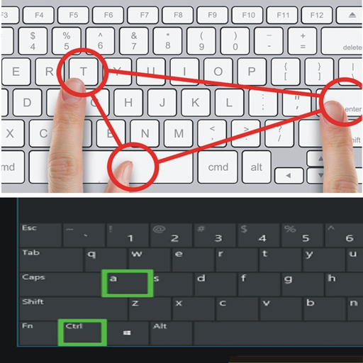 16 Secret Hidden Combinations on your Keyboard Download Latest Version APK