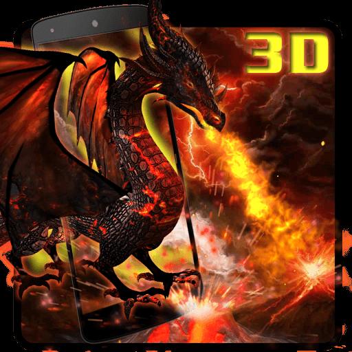 3D Fire dragon Download Latest Version APK