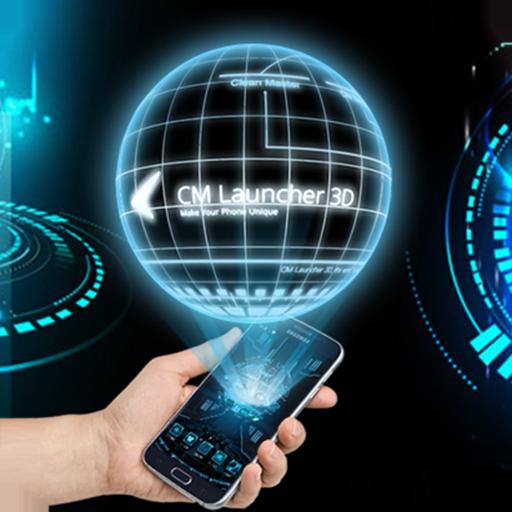 3D Next Tech Theme Launcher for Huawei Samsung Download Latest Version APK