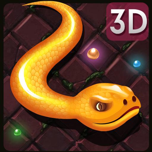 3D Snake . io Download Latest Version APK