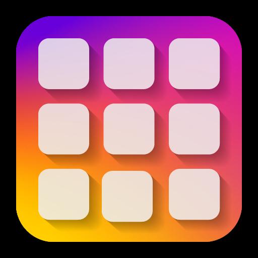 9 Cut Grids for Instagram Download Latest Version APK