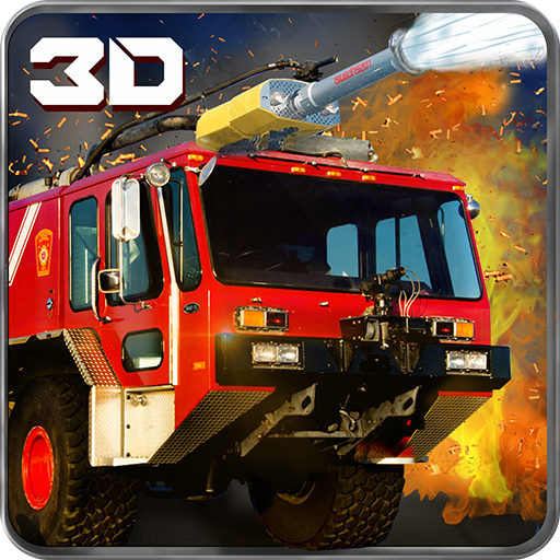 911 Rescue Fire Truck 3D Sim Download Latest Version APK
