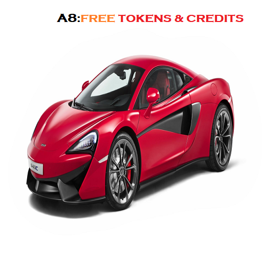 A 8: FREE TOKENS & CREDITS Download Latest Version APK