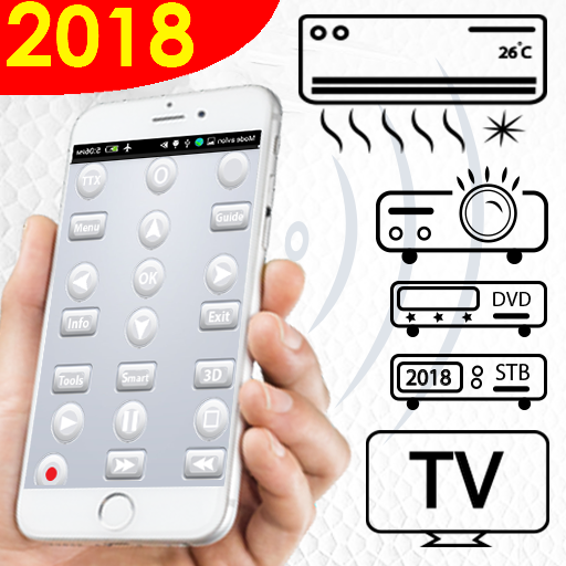 AC & TV, DVD, Set Top Box – Remote control IR Download Latest Version APK