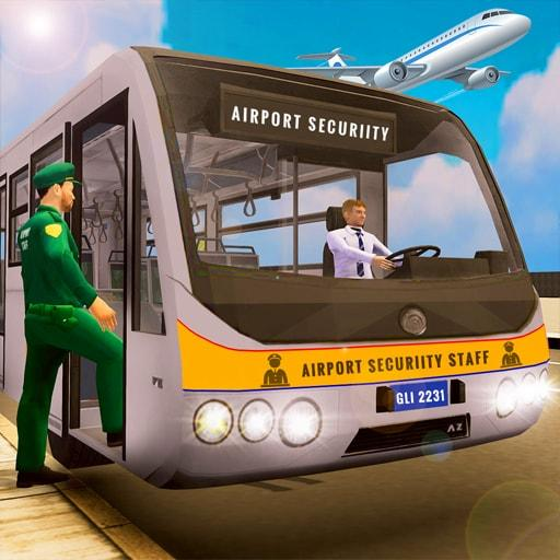 Airport Security Staff Police Bus Driver Simulator Download Latest Version APK
