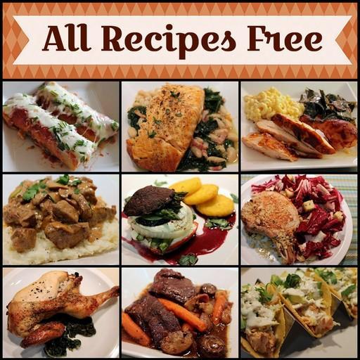 All Recipes Free – Food Recipes Cookbook Download Latest Version APK