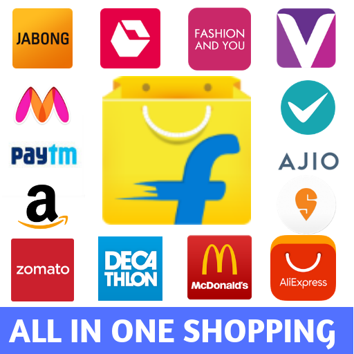 All in One Online Shopping App 100 Shopping Apps Download Latest Version APK