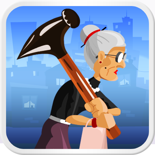 Angry Gran Best Free Game Download Latest Version APK