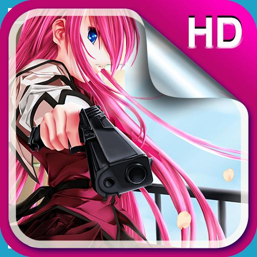 Anime Girl Wallpaper HD Download Latest Version APK