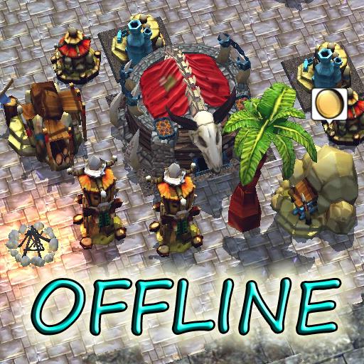 Anti Clash Tower Defense Offline Orc Clans War Download Latest Version APK