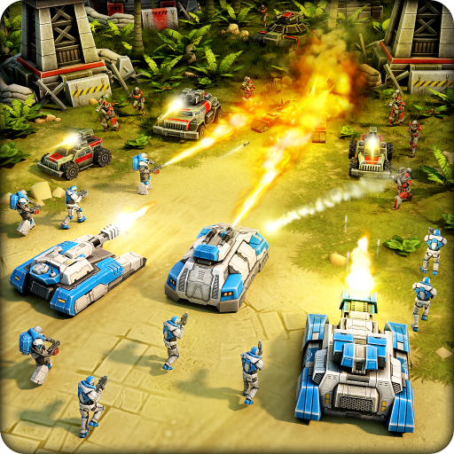 Art of War 3 PvP RTS modern warfare strategy game Download Latest Version APK