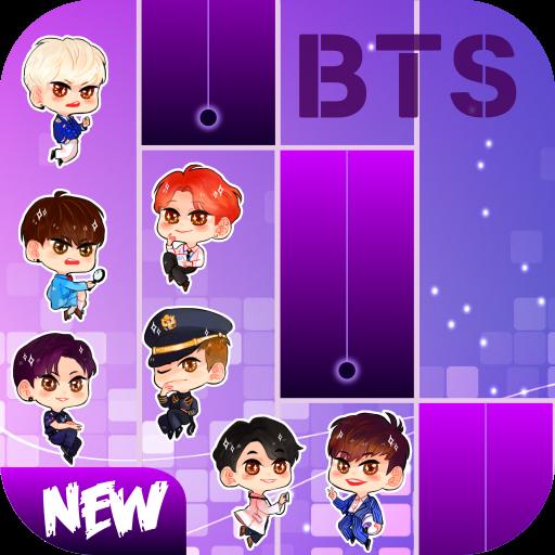 BTS Chibi Piano Tiles Download Latest Version APK