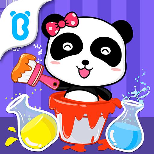 Baby Pandas Color Mixing Studio Download Latest Version APK