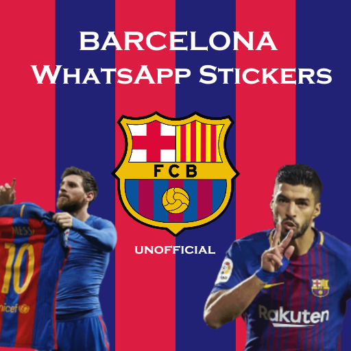 Barcelona Stickers For WhatsApp Download Latest Version APK