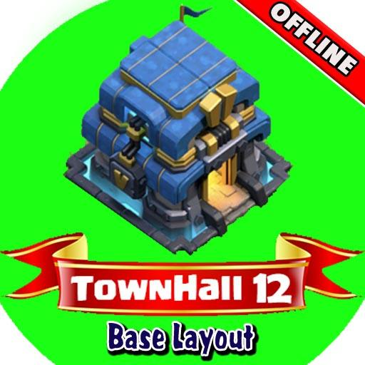Base COC TH 12 New Update Download Latest Version APK