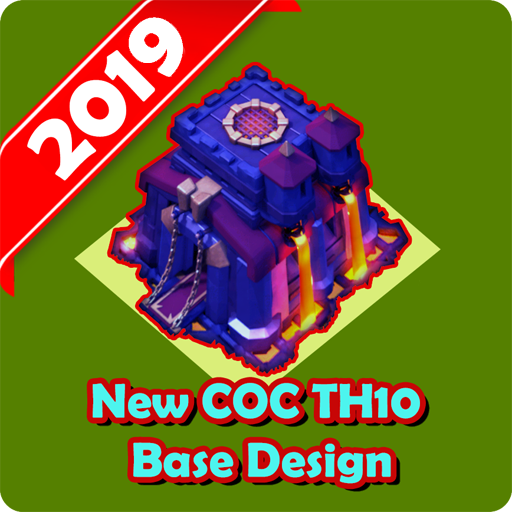 Base Design of Clash of Clans Town Hall 10 Download Latest Version APK