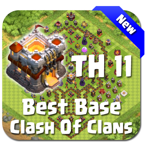 Best Base Maps COC TH11 Download Latest Version APK