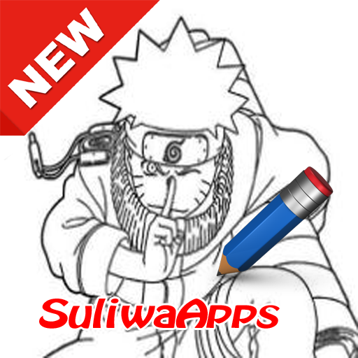 Best Drawing Sketsch Pencil Naruto Download Latest Version APK