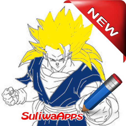 Best Son Goku Drawing Skets Technique Download Latest Version APK