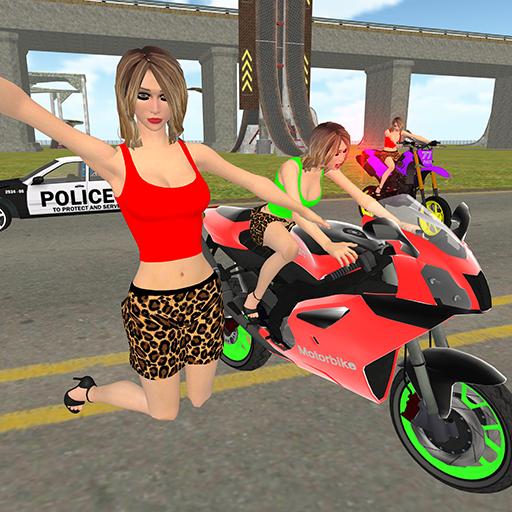 Bike Rider vs Police Car Chase Simulator Download Latest Version APK
