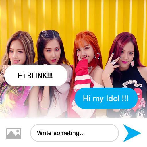 Black PinK Fake Messenger Download Latest Version APK