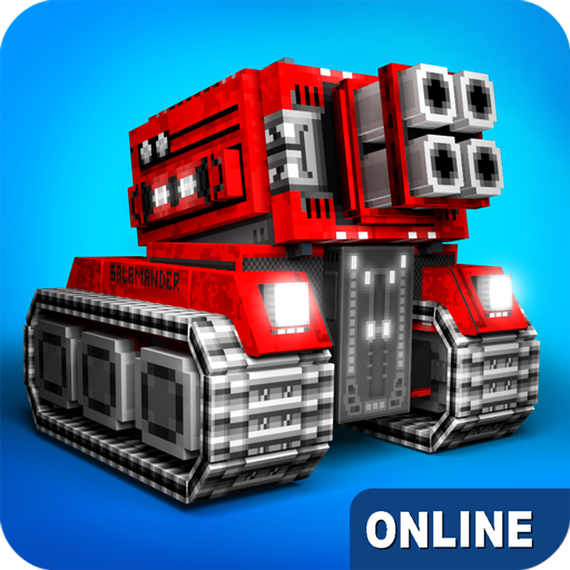 Blocky Cars – Online Shooting Game Download Latest Version APK