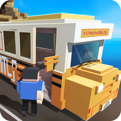 Blocky City Bus Driver SIM Download Latest Version APK