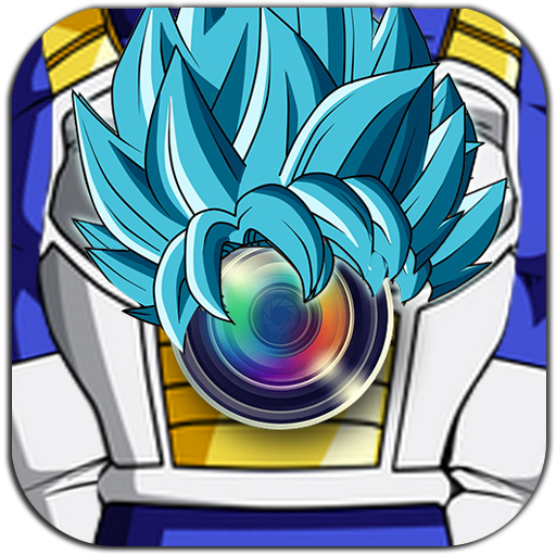 Blue Saiyan Hair Photo Editor Download Latest Version APK