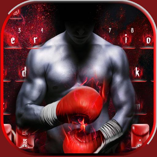Boxing Punch Hero Keyboard Theme Download Latest Version APK