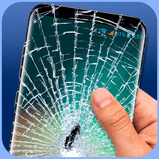 Broken Screen Cracked Screen Download Latest Version APK