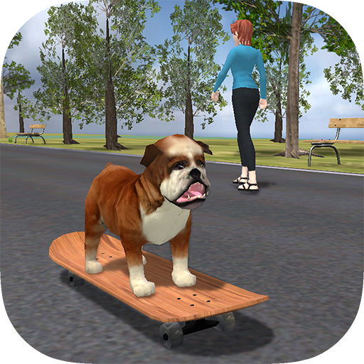 Bulldog on Skateboard Download Latest Version APK