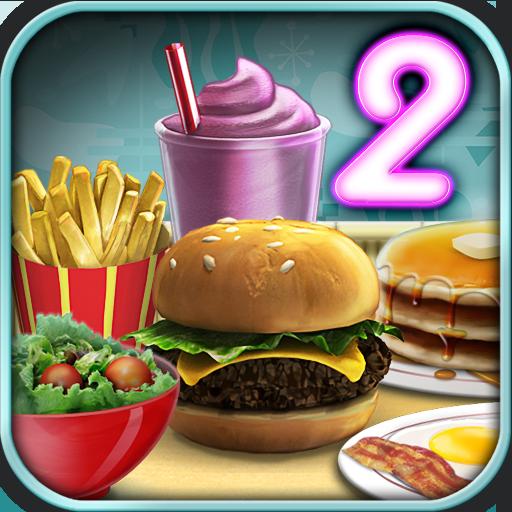 Burger Shop 2 Crazy Cooking Game with Robots Download Latest Version APK