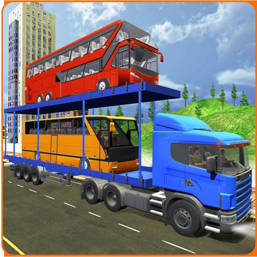 Bus Transporter Truck 2017 – City Bus Simulator Download Latest Version APK