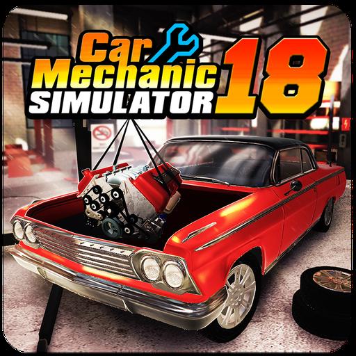 Car Mechanic Simulator 18 Download Latest Version APK