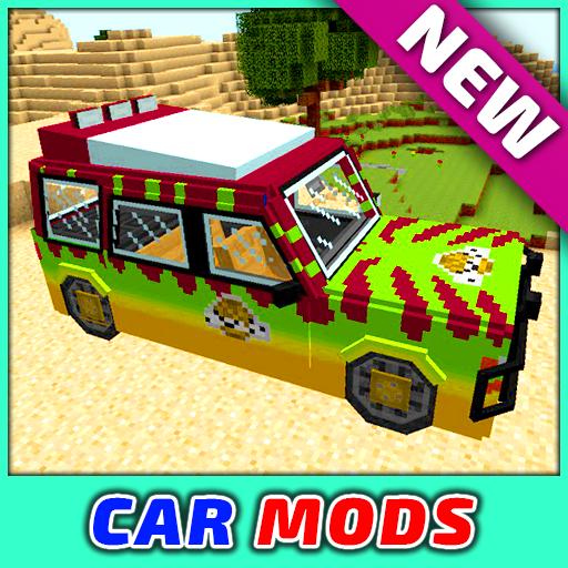 Cars for Minecraft PE Mod Download Latest Version APK