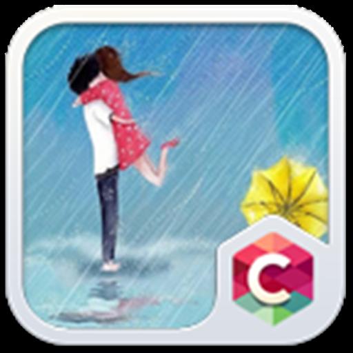 Cartoon Couple Sweet Theme HD Download Latest Version APK