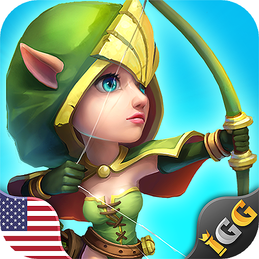 Castle Clash Heroes of the Empire US Download Latest Version APK