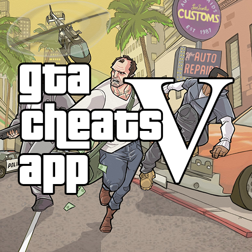 Cheats App for GTA 5 Download Latest Version APK