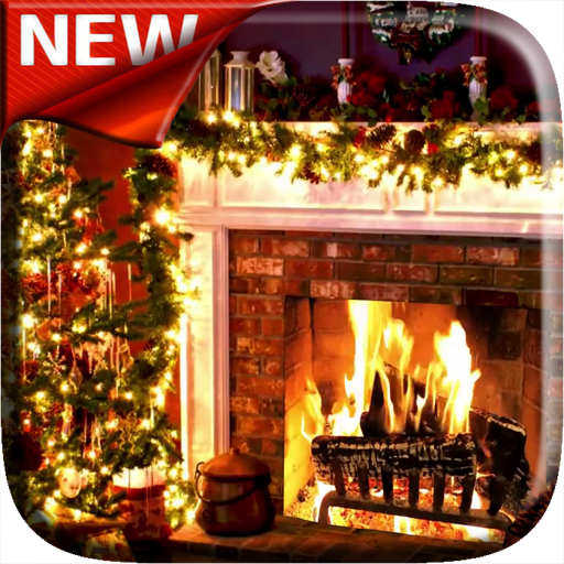 Christmas Fireplace LWP Download Latest Version APK