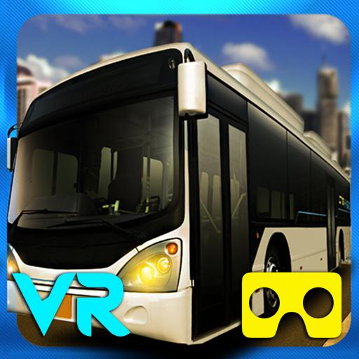 City Bus Driving Simulator: vr box games Download Latest Version APK