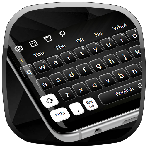 Classic Black White Keyboard Download Latest Version APK