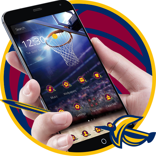 Cleveland Basketball Launcher Theme Download Latest Version APK