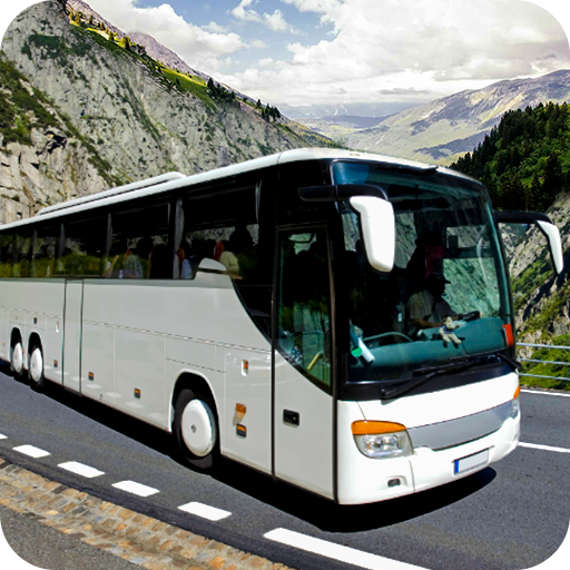 Coach Bus Simulator Off Road Bus Mountain Drive Download Latest Version APK