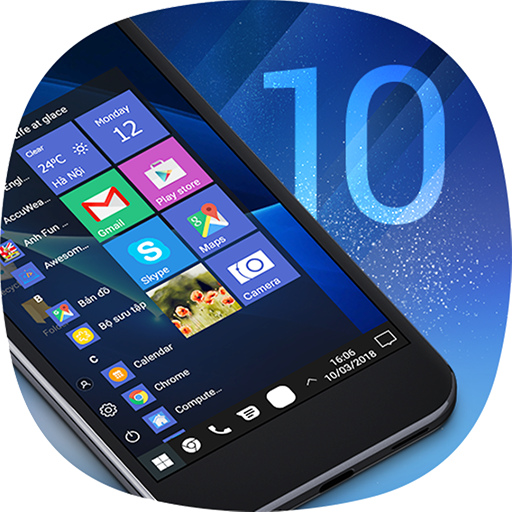 Computer launcher PRO 2018 for Win 10 themes Download Latest Version APK