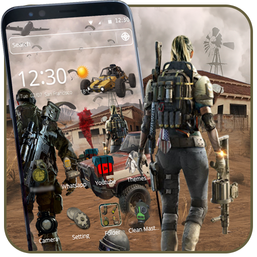 Cool Battle Survival Theme Download Latest Version APK