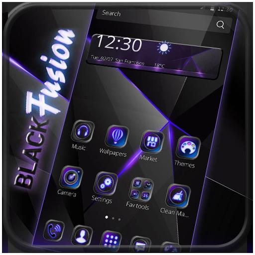 Cool Black Theme Download Latest Version APK