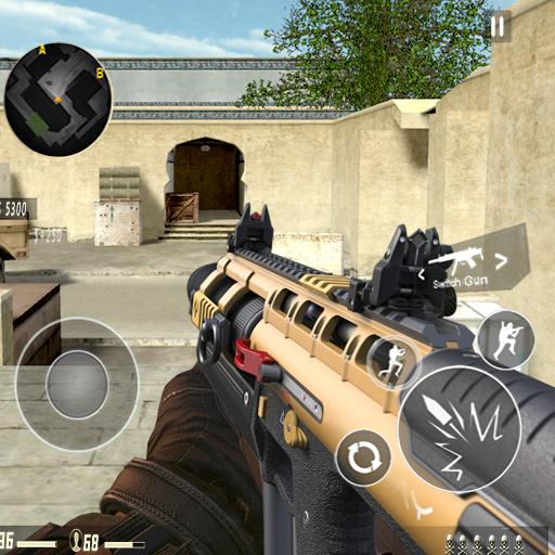 Counter Terrorist Shoot Fire Download Latest Version APK