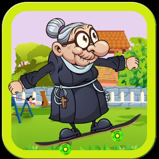 Crazy Granny Skate Run Download Latest Version APK